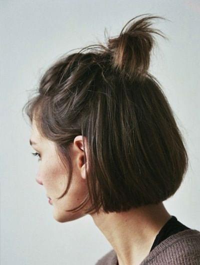 les 10 meilleures coiffures pour cheveux courts. Black Bedroom Furniture Sets. Home Design Ideas