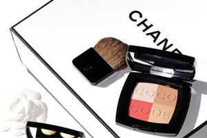 La collection de maquillage coco code de Chanel