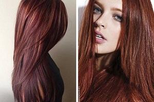 Optez pour la coloration auburn conseils et inspiration - Couleur auburn acajou ...