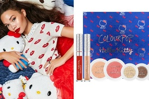 Hello Kitty x ColourPop