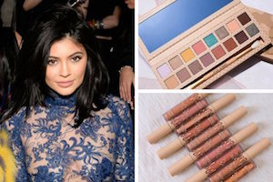 Collection maquillage Kylie Jenner