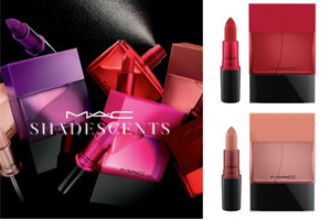 MAC Cosmetics lance une collection de parfums