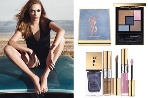 Savage Escape : la collection maquillage pour l'été Yves Saint Laurent