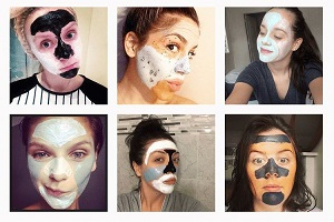 La tendance Multimasking
