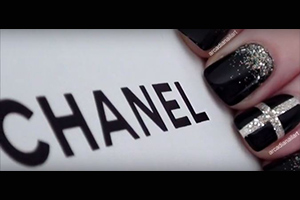 nail art manucure Chanel