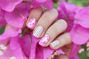 nail art de printemps