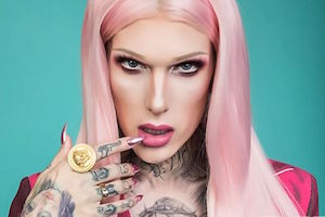 Portrait de Jeffree Starr