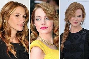 Coloration comment passer du brun au blond - Comment obtenir blond venitien ...
